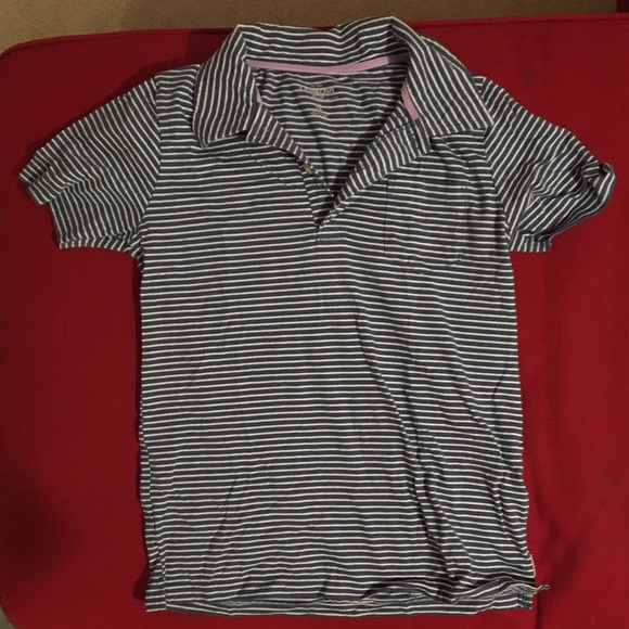 Boys Osh Kosh stripped collared shirt